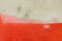 red over offwhite